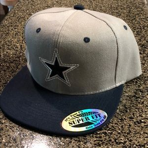 Dallas Cowboys Hat SnapBack New!
